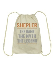 SHEPLER - Myth Legend Name Shirts Drawstring Bag thumbnail