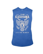 Team KATAYAMA - Lifetime Member Sleeveless Tee thumbnail
