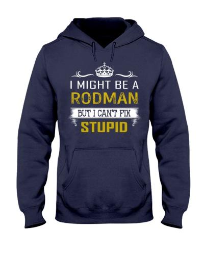 Rodman - Fix Stupid Job Title
