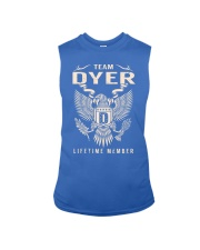 Team DYER - Lifetime Member Sleeveless Tee thumbnail