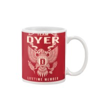 Team DYER - Lifetime Member Mug thumbnail