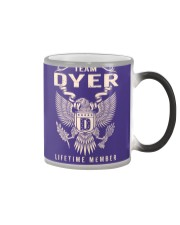 Team DYER - Lifetime Member Color Changing Mug thumbnail