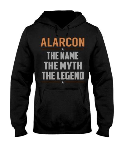 ALARCON - Myth Legend Name Shirts