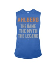 AHLBERG - Myth Legend Name Shirts Sleeveless Tee thumbnail