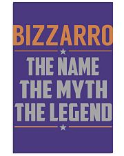 BIZZARRO - Myth Legend Name Shirts 11x17 Poster thumbnail