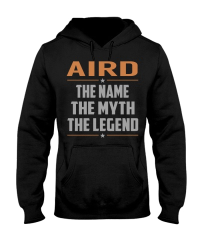AIRD - Myth Legend Name Shirts