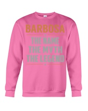 BARBOSA - Myth Legend Name Shirts Crewneck Sweatshirt tile