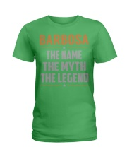 BARBOSA - Myth Legend Name Shirts Ladies T-Shirt thumbnail