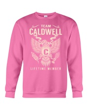 Team CALDWELL - Lifetime Member Crewneck Sweatshirt thumbnail