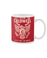 Team CALDWELL - Lifetime Member Mug thumbnail