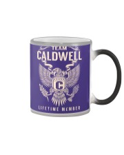 Team CALDWELL - Lifetime Member Color Changing Mug thumbnail