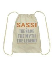SASSI - Myth Legend Name Shirts Drawstring Bag thumbnail