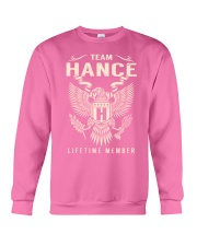 Team HANCE - Lifetime Member Crewneck Sweatshirt thumbnail