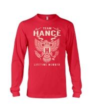 Team HANCE - Lifetime Member Long Sleeve Tee thumbnail