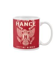 Team HANCE - Lifetime Member Mug thumbnail