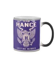Team HANCE - Lifetime Member Color Changing Mug thumbnail