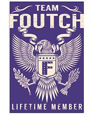 Team FOUTCH - Lifetime Member 11x17 Poster thumbnail
