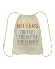 BITTERS - Myth Legend Name Shirts Drawstring Bag thumbnail