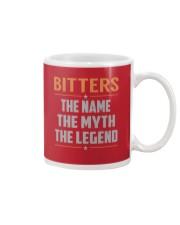 BITTERS - Myth Legend Name Shirts Mug thumbnail