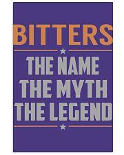 BITTERS - Myth Legend Name Shirts 11x17 Poster thumbnail