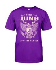 Team JUNG - Lifetime Member Classic T-Shirt thumbnail