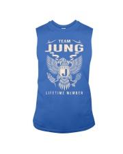 Team JUNG - Lifetime Member Sleeveless Tee thumbnail