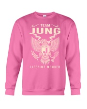 Team JUNG - Lifetime Member Crewneck Sweatshirt thumbnail