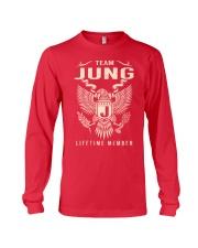 Team JUNG - Lifetime Member Long Sleeve Tee thumbnail