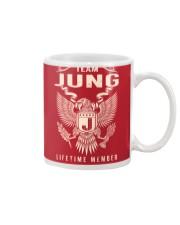 Team JUNG - Lifetime Member Mug thumbnail