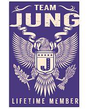 Team JUNG - Lifetime Member 11x17 Poster thumbnail