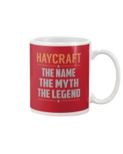 HAYCRAFT - Myth Legend Name Shirts Mug thumbnail