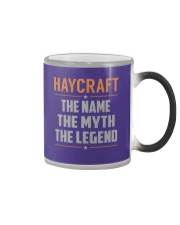 HAYCRAFT - Myth Legend Name Shirts Color Changing Mug thumbnail