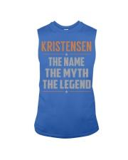 KRISTENSEN - Myth Legend Name Shirts Sleeveless Tee thumbnail