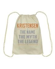 KRISTENSEN - Myth Legend Name Shirts Drawstring Bag thumbnail