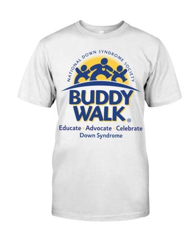 buddy walk shirt