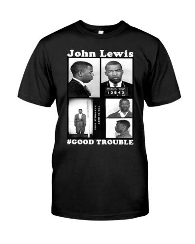 good trouble shirt