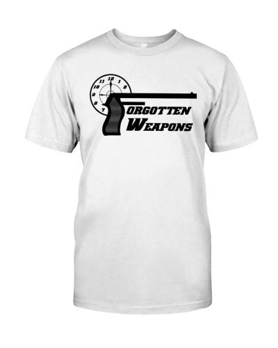 forgotten weapons shirt