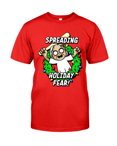 Granny's Christmas Holiday Fear Shirt