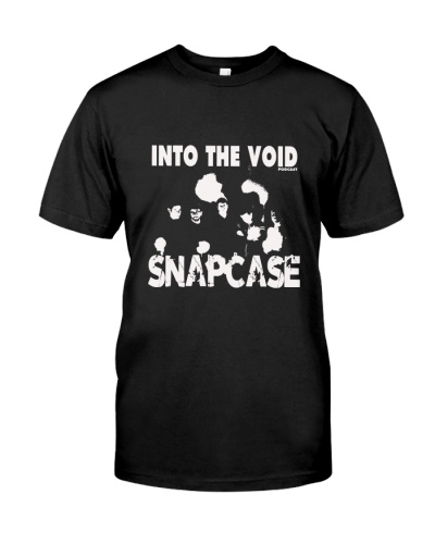 Snapcase shirt Into The Void Podcast