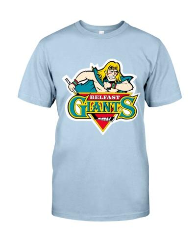 Belfast Giants Champions Hockey Shirt