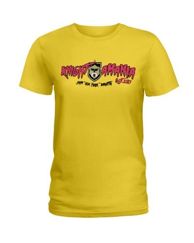 Golden Knights Hulkamania Baratta VGK Hulk Shirts