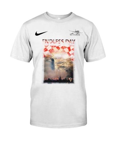 CROATIA ENDLESS DAY shirt