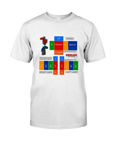 Roblox shirt template 2019