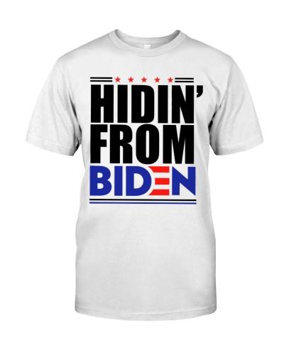 hiden from biden shirt meaning