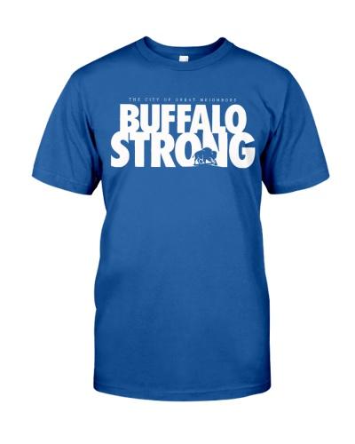 buffalo strong shirts jersey