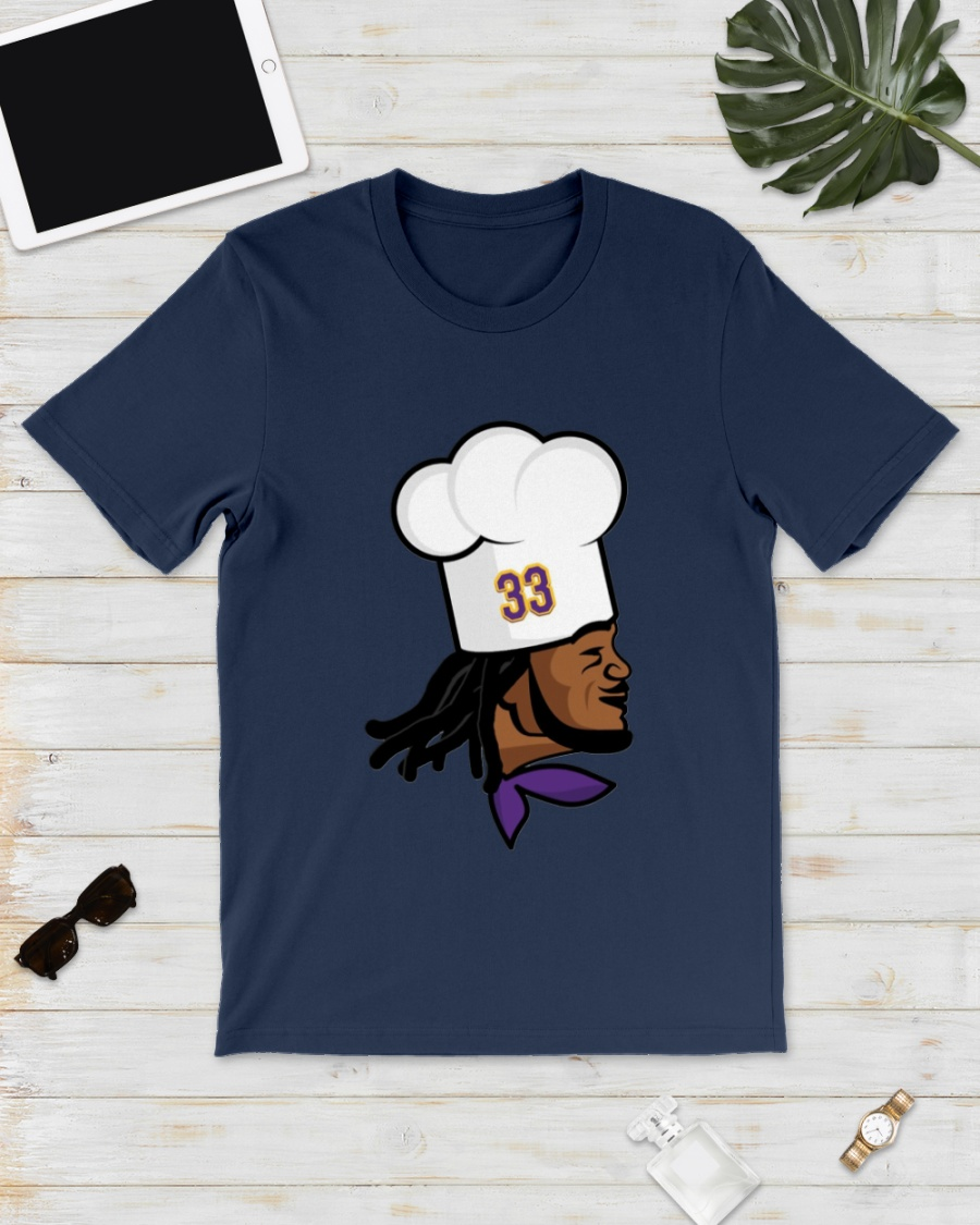 Dalvin Cook Chef Shirts