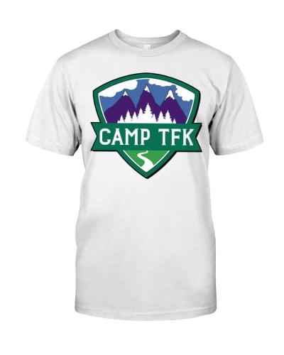 camp tfk shirt