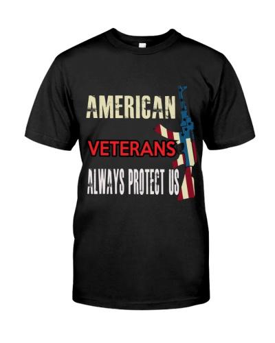 American Veterans shirt