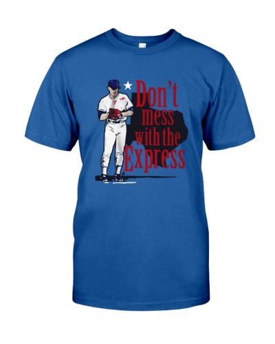 Bloody Nolan Ryan Shirt
