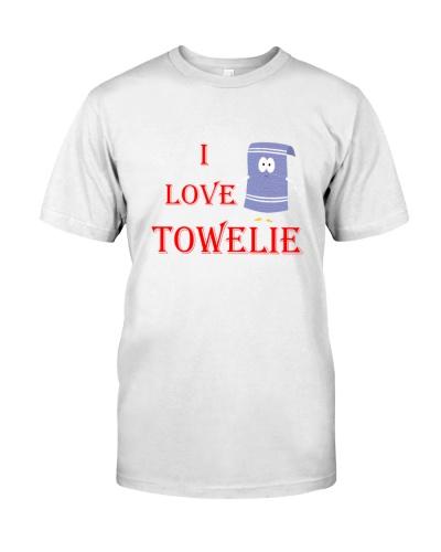 i love towelie t shirt original
